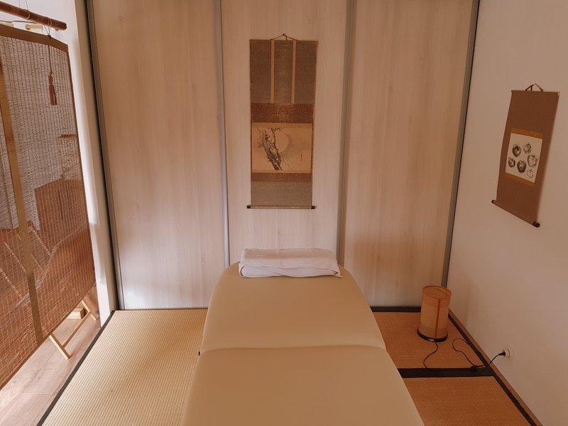 Zen shiatsu Drome